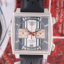 TAG Heuer Monaco Calibre 11 CAW211D.FC6300 pre-owned