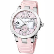 Ulysse Nardin Executive Dual Time Lady 243-10-3/397 new