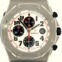 Audemars Piguet 26170ST.OO.1000ST.01 Steel 2012 Royal Oak Offshore Chronograph 42mm pre-owned United States of America, New York, New York
