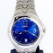 Ebel Sportwave Steel 40mm United States of America, New York, Scarsdale