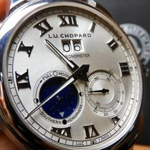 Chopard White gold Automatic Silver 42mm new L.U.C