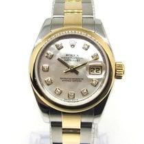 Rolex Lady-Datejust Acero y oro 26mm Blanco España, Marbella