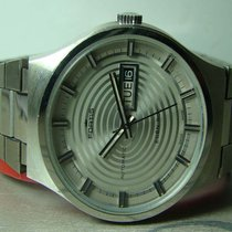 Fortis Eden Roc Vintage Automatic Day Date Watch