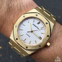 Audemars Piguet Yellow Gold 36mm Royal Oak Automatic 14790...
