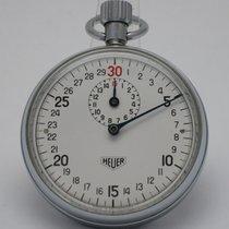 """Heuer """"Stopwatch 1/15 minutes"""" Steel 51mm. case"""