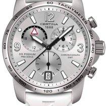 483d2697e80 Certina DS Podium Precidrive Chronograph GMT Aluminium.