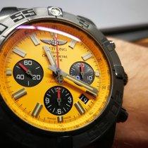 Breitling Chronomat 44 Blacksteel MB0111C3.I531.262S.M20DSA.2