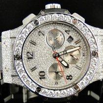 Hublot Big Bang 44 mm new Quartz Chronograph Watch only 301.SM.1770.SM