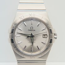 Omega Constellation Co Axial Chronograph