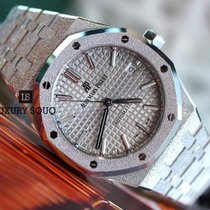 Audemars Piguet Royal Oak Lady Белое золото
