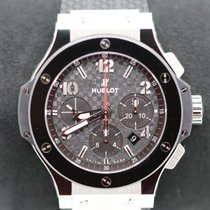 Χίμπλοτ (Hublot) Big Bang Steel Ceramic 44mm - watch on stock...