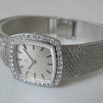 Ebel Beyaz altın Elle kurmalı Gümüş 22,5mm ikinci el