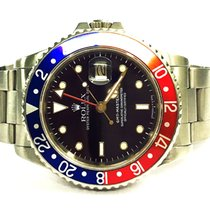 Rolex GMT Master II Fat Lady Pepsi