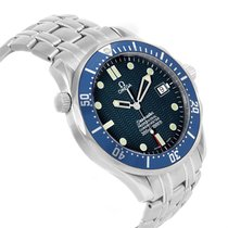 Omega Seamaster 41 Blue Dial Stainless Steel Mens Watch...