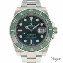 Rolex Submariner Date Green 116610 LV Ceramic