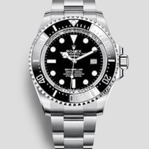 Rolex Sea-Dweller Deepsea Steel 44mm Black United States of America, New York, New York