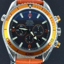 Omega Seamaster Planet Ocean Chronograph Orange Box&Papers/2006