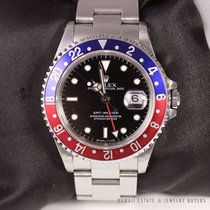 Rolex GMT-Master pre-owned 40mm