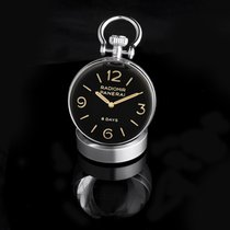 Panerai Table Clock Steel United States of America, California, San Mateo