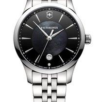 维氏瑞士军  女士手表 Alliance 35mm 石英 全新 带有原装包装盒和原始证书的手表 2018