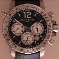 Raymond Weil Chronograaf 43mm Automatisch tweedehands Nabucco Zwart