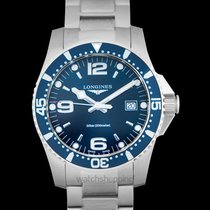 Longines HydroConquest Steel Blue United States of America, California, San Mateo