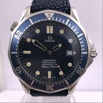 Omega 2551.80.00 Staal Seamaster Diver 300 M 47mm