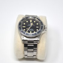 Rolex 40mm Automatisk 1979 brugt Sea-Dweller (Submodel) Sort
