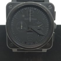 Bell & Ross BR 03-94 Chronographe Steel
