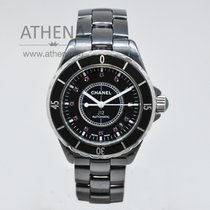 Chanel Ceramic Automatic JEWCN_001 pre-owned Singapore, SINGAPORE