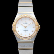 Omega Constellation Quartz 131.25.28.60.55.002 New 28mm Quartz United States of America, California, San Mateo