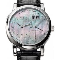 A. Lange & Söhne White gold Automatic 110.029 new