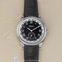 Chopard pre-owned Automatic 40mm Black Sapphire Glass