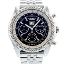 Breitling Bentley 6.75 A44364 2010 pre-owned