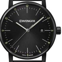 Wenger Acier 42mm Quartz 01.1741.137 nouveau