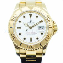 Rolex Yacht-Master Yellow gold 40mm White No numerals Singapore, Singapore
