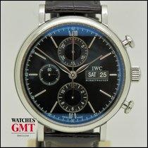 IWC Portofino Chronograph IW391008 2012 rabljen