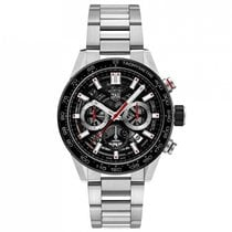 TAG Heuer new Automatic Small Seconds 43mm Steel Sapphire Glass