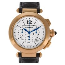 Cartier Pasha w3019951 2010 pre-owned