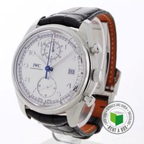 IWC Portuguese Chronograph IW390403 Very good Steel 42mm Automatic