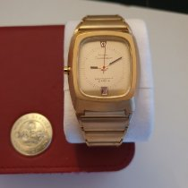Omega Constellation Gult gull 31mm Norge, Straume