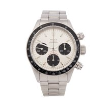 Rolex 6263 Steel 1978 Daytona 37mm pre-owned United Kingdom, Bishop's Stortford