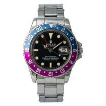 Rolex GMT-Master Steel 42mm Black No numerals United States of America, New York, New York