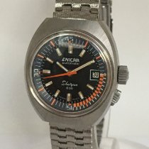 Enicar new Automatic 26mm Steel