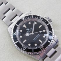 Rolex Submariner (No Date) 5513 1976 pre-owned