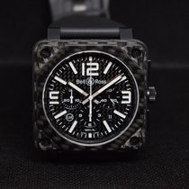 Bell & Ross Carbon BR0194-CA FIBER pre-owned