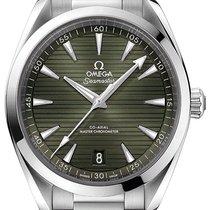 Omega Seamaster Aqua Terra 220.10.41.21.10.001 2020 новые