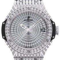 Hublot Big Bang Caviar Stahl 41mm Silber Deutschland, Schwabach