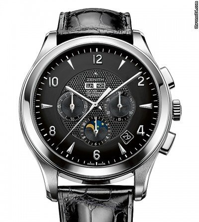 Zenith Men's Class Moonphase Watch sold on Chrono24