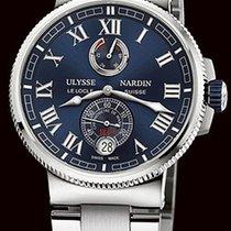 Ulysse Nardin Marine Chronometer Manufacture 1183-126-7M/43 новые